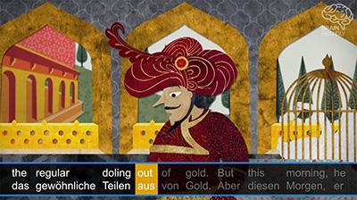 Punjabi-König